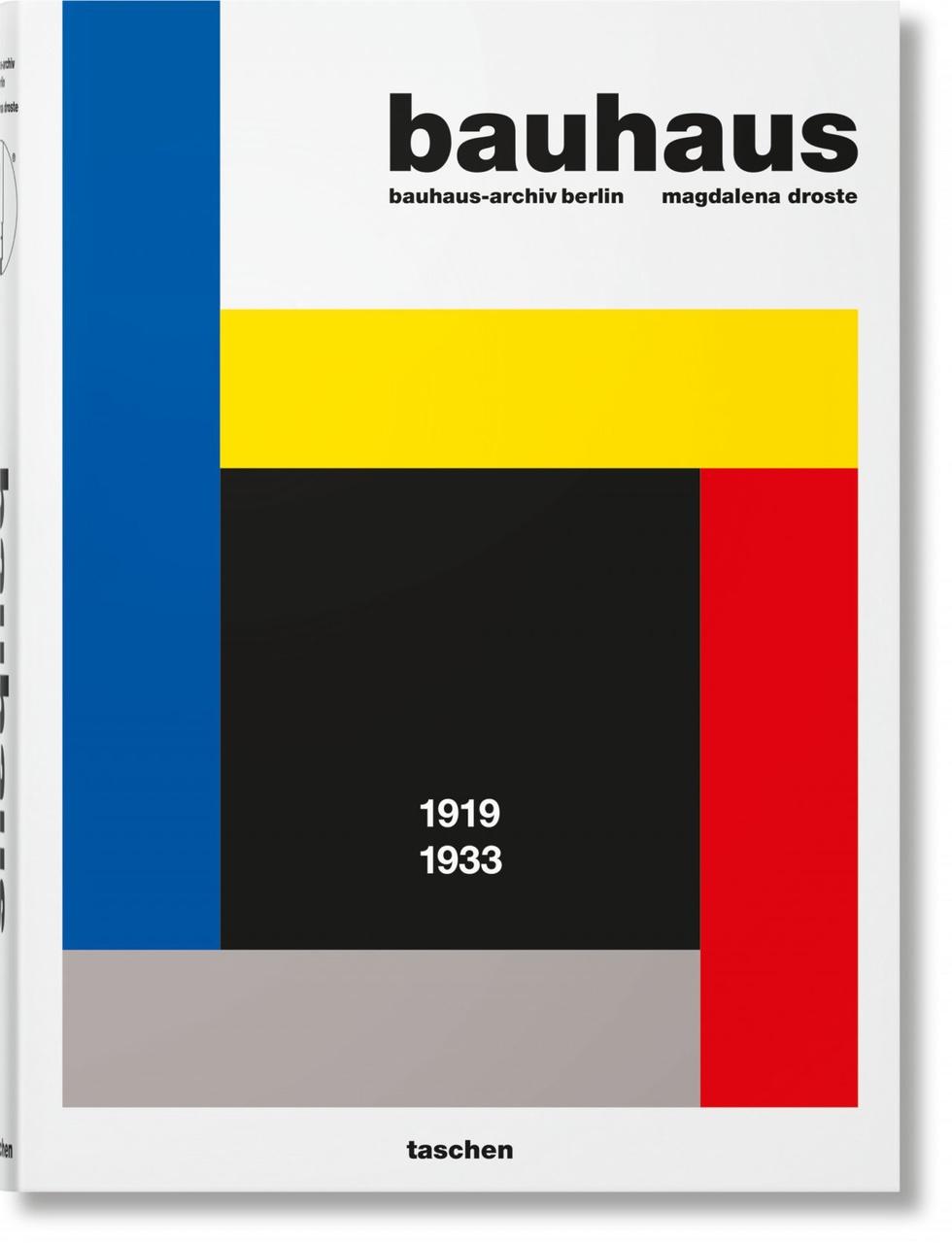 Bauhaus Aktualisierte Ausgabe Gebundenes Buch Buch Greuter