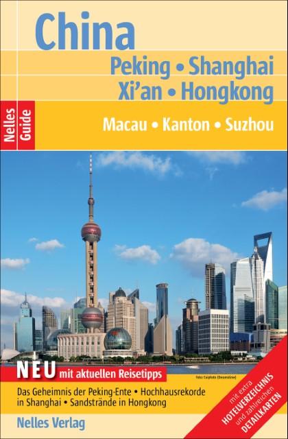 China Peking Shanghai Xi An Hongkong Kartoniertes Buch Der