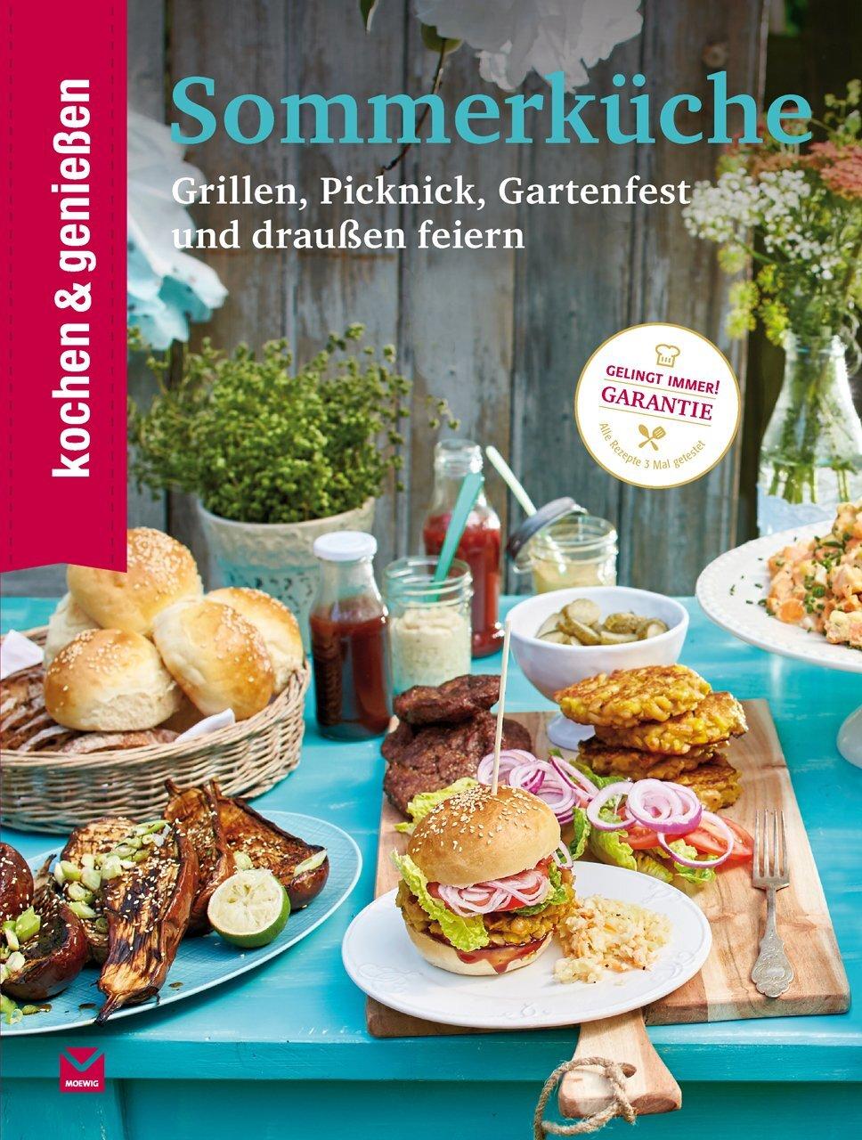 Kochen & Genießen - Sommerküche (gebundenes Buch) | Das Buch am Markt