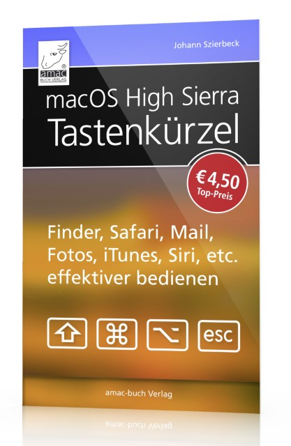 macOS High Sierra Tastenkürzel (kartoniertes Buch) | Evangelische ...
