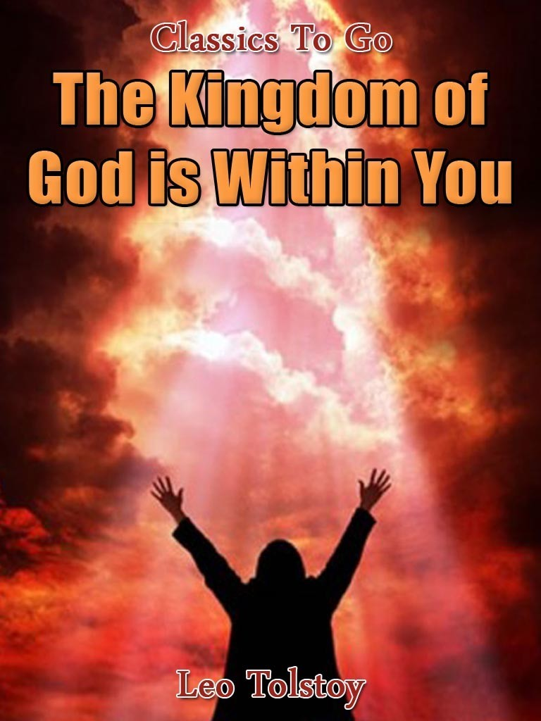 The Kingdom of God Is Within You von Leo Tolstoy (E-Book, EPUB)
