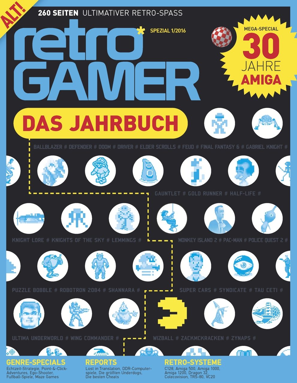 Retro Gamer Spezial 1/2016 (E-Book, PDF) | Marga Schoeller Bücherstube