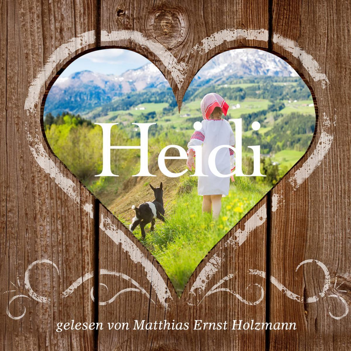 Heidi Hörbuch Download Mp3 Das Buch Heusenstamm
