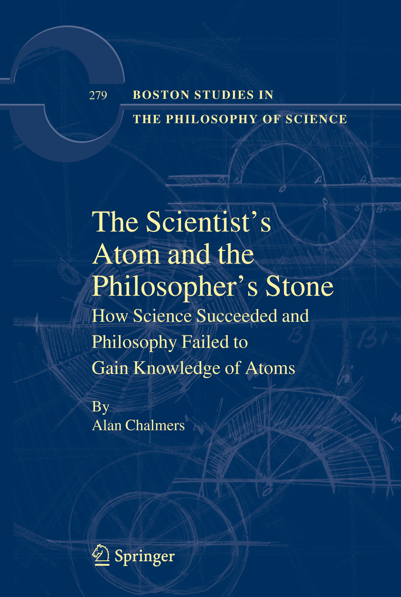 The Scientist's Atom and the Philosopher's Stone (E-Book, PDF
