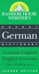 Random House Webster's Pocket German Dictionary