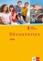 Découvertes Cadet. Das neue Lehrwerk speziell für jüngere Lerner, Cahier d'activités 6. Schuljahr