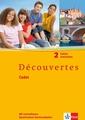 Découvertes Cadet. Das neue Lehrwerk speziell für jüngere Lerner, Cahier d'activités mit Klett Sprachtrainer Kommunikation 6. Schuljahr