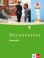 Découvertes, Passerelle. Schülerbuch - Band 5