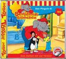 Benjamin Blümchen - Das Pinguin-Ei