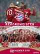 FC Bayern München XL Kalender 2018