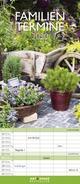 Gärten Familienplaner 2020