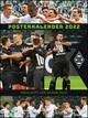 Borussia Mönchengladbach 2022 - Wandkalender XL - Fußballkalender - Fankalender - 48x64 - Sport