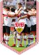 VfB Stuttgart 2022 - Bannerkalender - Fan-Kalender - Fußball-Kalender - 29,7x42 - Sport