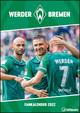 Werder Bremen 2022 - A3-Kalender - Fußball-Kalender - Fan-Kalender - 29,7x42 - Sport