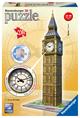 Big Ben mit Uhr, London 3D
