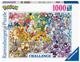 Challenge Puzzle - Pokémon