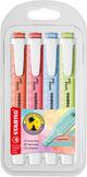 STABILO swing cool Pastel Edition 4er neue Farben