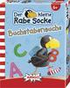 Der kleine Rabe Socke - Buchstabensuche