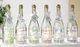 Deko LED-Sektflasche 'Flaschenpost'