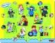 Ratz-Fatz Puzzle: Berufe