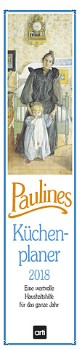 Paulines Küchenplaner 2018