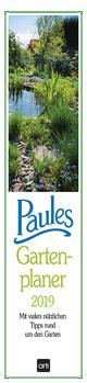 Paules Gartenplaner 2019