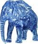 Crystal Puzzle: Elefant
