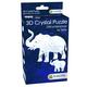 Crystal Puzzle: Elefantenpaar
