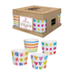 Egg Cup Set Cardboard 'Aquarell Mix'