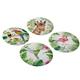 Bamboo Plates 'Tropical Mix'