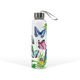 Design Glass Bottle 'Tropical Butterflies'