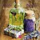 Gute Laune Block - Lavendel
