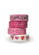 Washi Tapes - Du bist geliebt!