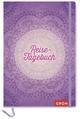 Reisetagebuch lila