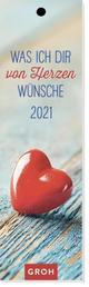 Was ich dir von Herzen wünsche 2021