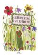 Blumenträgerin
