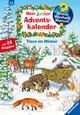 Mein junior Adventskalender Tiere im Winter
