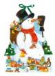 Mein Freund, der Schneemann