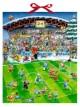 Mein Fußball-Wimmelkalender