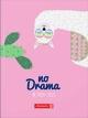 Schülerkalender Lama Drama A6 2020/2021
