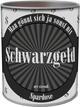 Spardose 'Schwarzgeld'