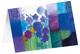 Kunstkarten 'Blaue Blüten'