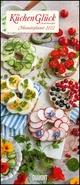 Küchenglück 2022 - DUMONT Monatsplaner - Küchenkalender - Hochformat 30,0 x 70 cm