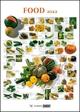 FOOD 2022 - Lebensmittel-Warenkunde - Küchen-Kalender von DUMONT- Poster-Format 50 x 70 cm