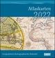 Geographisch-Kartographischer Kalender 2022 - Atlaskarten - Wand-Kalender mit historischen Landkarten - 45 x 48 cm