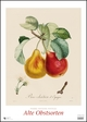 Pierre Antoine Poiteau: Alte Obstsorten 2022 - DUMONT Kunst-Kalender - Poster-Format 50 x 70 cm