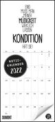 Funi Smart Art Notizkalender 2022