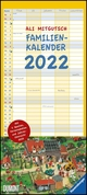 Ali Mitgutsch Familienkalender 2022