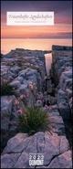 Traumhafte Landschaften 2022 - DUMONT Wandkalender - mit den wichtigsten Feiertagen - Hochformat 30,0 x 70 cm