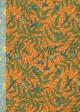 Gefährlich schön Notizbuch klein - Motiv Blau-gelbe Blüten